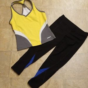 Bebe Sport top & bottom